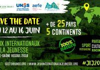 JEUX INTERNATIONAUX DE LA JEUNESSE 2018