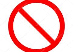 Liste des élèves non autorisés en Championnat Etablissement 2019-2020