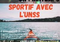 Un printemps sportif avec l'UNSS