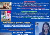 VALORISATION DES JEUNES OFFICIELS – SOP 2021
